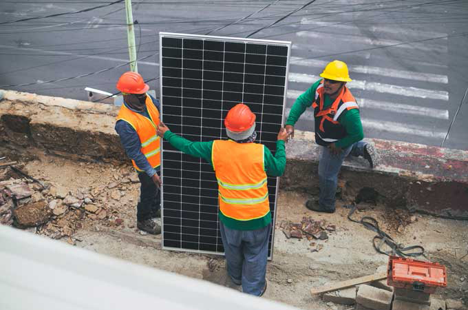Peoria Solar Panels