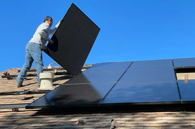 Peoria Solar Energy