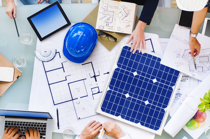 Peoria Solar energy Project Assistance